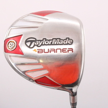 TaylorMade Burner 460 Driver 9.5 Degrees Graphite REAX 50 Stiff Flex 72797D