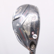 2019 Callaway Big Bertha 4 Hybrid 21 Deg Recoil ESX F2 Senior Flex 73040D