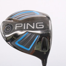 PING G Driver 9 Degrees ALTA 55 SR Graphite Soft Regular Flex 73234D