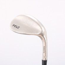 Dave Pelz PELZ Forged L Lob Wedge 60 Degrees Steel Right-Handed 73332C