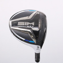 2020 TaylorMade SIM Max 9 Fairway Wood 24 Degrees Aldila NV 45-L Ladies 73371D