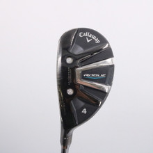 Callaway Rogue 4 Hybrid 21 Degrees Aldila Synergy 60 Regular Left-Handed 73180W