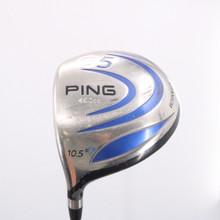 PING G5 460cc Driver 10.5 Deg Graphite TFC 100D Regular Flex Left-Handed 73385D