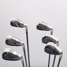 2020 TaylorMade SIM Max OS Iron Set 6-P,A Ventus Senior 5-A Right-Handed 73448D