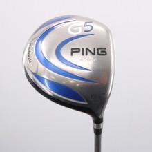 PING G5 460cc Driver 13.5 Degrees TFC 100D Soft-Regular Senior Flex 73655G