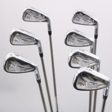 Callaway Apex Pro 19 Forged Iron Set 5-P,A Steelfiber Stiff Flex 73768G