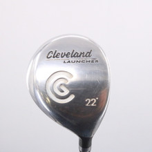 Cleveland Launcher Fairway Wood 22 Degrees Gold Regular Flex Right-Handed 73630W