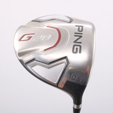 PING G20 Driver 10.5 Degrees Graphite TFC 169D Soft Regular Right-Handed 73702D