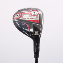 Callaway Big Bertha Alpha 815 Wood 14 Deg Speeder 765 Stiff Right-Handed 73693D