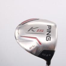 PING K15 SF Tec Driver 10.5 Degrees TFC 149D Regular Flex Right-Handed 73927G