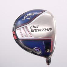 Callaway Big Bertha Driver 10.5 Degrees Fubuki Graphite Senior Flex 73930G