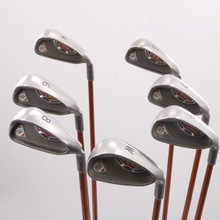 Ping G10 Iron Set 4-W Brown Dot TFC 129 Graphite Regular Right-Handed 73713D