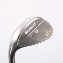Cleveland CG15 Black Pearl Wedge 56 Degrees 56.14 Traction Left-Handed 74023C