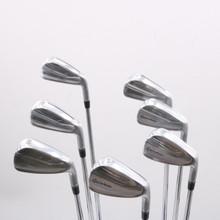 TaylorMade P790 Iron Set 4-P Project X 6.0 Steel Stiff Flex Right-Handed 74109D