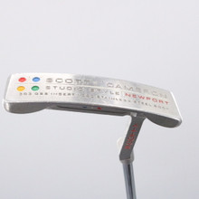 Titleist Cameron Studio Style Newport Putter 35 Inches Right-Handed 74112D