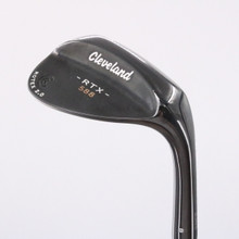 Cleveland 588 RTX 2.0 Black Satin Sand Wedge 56 Degrees 56.8 Dynamic Gold 74045C