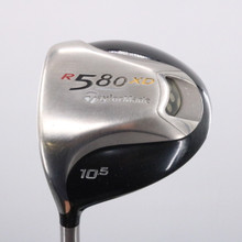 TaylorMade R580 XD Driver 10.5 Degrees M.A.S.2 65 Stiff Flex Left-Handed 74144D