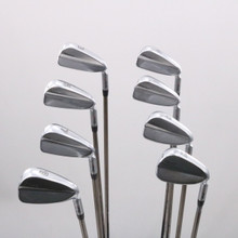 PING i500 Iron Set 3-W Red Dot Retro Specs Lofts Recoil Graphite Regular 74150D