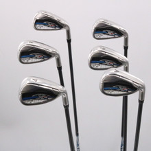 Callaway XR OS Iron Set 6-P,A Graphite Bassara 50 Ladies Flex Right-Hand 73967G