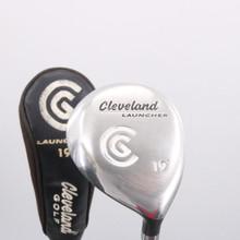Cleveland Launcher 5 Fairway Wood 19 Degrees Gold Regular Flex Headcover 74219W