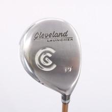 Cleveland Launcher 5 Fairway Wood 19 Degrees Gold 65g Shaft Regular Flex 74217W