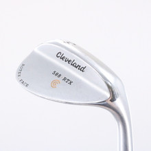 Cleveland 588 RTX Satin Chrome Wedge 56 Degrees 56.14 Dynamic Gold Steel 74099C