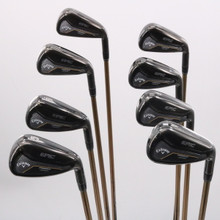Callaway Epic Forged Star Iron Set 5-P,G,A UST Mamiya Attas A Senior Flex 74408G
