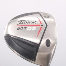 Titleist 907D2 460cc Driver 9.5 Deg Graphite Design YS-6+ Regular Flex 74307D