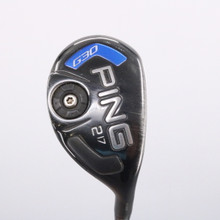 PING G30 2 Hybrid 17 degrees TFC 419 Shaft Regular Flex Right-Handed 74251W