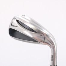 Nike Slingshot OSS Individual 4 Iron iDiamana Graphite Shaft Regular Flex 74542C