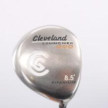 Cleveland Launcher 400 Driver 8.5 Degrees YS-6 MSI-70 Shaft Regular Flex 74281W