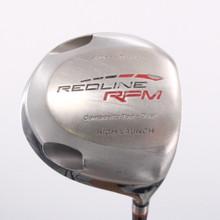 Adams Redline RPM Neutral Driver 10 Degree Fujikura Aldila NVS Senior Flex 74459G