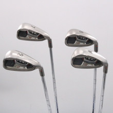 Ping G20 Iron Set 7-W Red Dot Steel Shaft CFS Stiff Flex Right-Handed 74446G