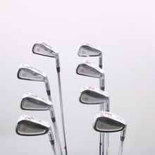 Ben Hogan Apex Plus Iron Set 3-E Steel Shaft #4 Stiff Flex Right-Handed 74384D