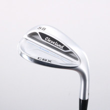 Cleveland CBX Lob Wedge 58 Degrees 58.10 Dynamic Gold 115 Right-Handed 74629W