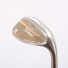 Titleist SM4 Oil Can Wedge 52 Degrees 52.08 Steel Shaft Right Handed 74591C