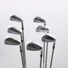 Tour Edge Exotics EXS Pro Iron Set 4-P SteelFiber i95 Graphite Regular 74708D