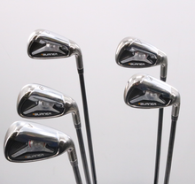 TaylorMade Burner 1.0 Iron Set 7-P,A REAX Graphite Shaft Regular Flex 74475G