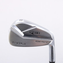 Honma TW747 Rose Proto Individual 8 Iron KBS Tour-V Stiff Right-Handed 74733D