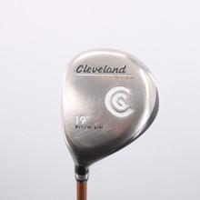 Cleveland Launcher 5 Fairway Wood 19 Degrees Gold Stiff Flex Left-Handed 74901G