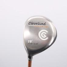 Cleveland Launcher 5 Fairway Wood 19 Degrees Gold Stiff Flex Left-Handed 74902G