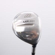 Mizuno MP-001 5 Wood 18 Degree Dynamic Gold R300 Regular Flex Right-Handed 74904G