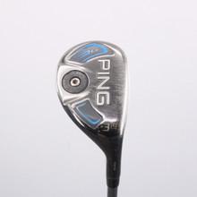 PING G 3 Hybrid 19 Degrees Fujikura Pro 73h Shaft Stiff Flex Right-Handed 75070W