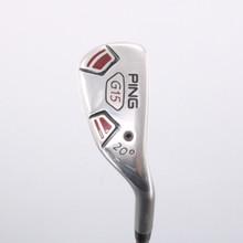 PING G15 3 Hybrid 20 Degrees TFC 149H Shaft Regular Flex Right-Handed 75259W