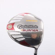 TaylorMade Burner Draw Driver 10.5 Degrees REAX 50 Superfast Stiff Flex 75268W