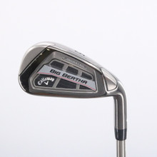 Callaway Big Bertha OS Individual 5 Iron Graphite Recoil F2 Senior Flex 75569W