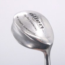 Alien Sport By Pat Simmons The Ultimate Sand Wedge Steel Right-Handed 75381C