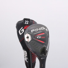 PING G410 4 Hybrid 22 Degrees Alta CB 70 Soft-Regular Flex Headcover 75587W