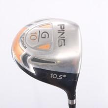 PING G10 Driver 10.5 Degrees Graphite TFC 129D Regular Flex Right-Handed 75660D