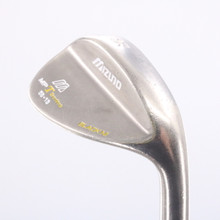 Mizuno MP T Series Black Nickel Wedge 56 Degrees 56.13 Steel Shaft 75399C